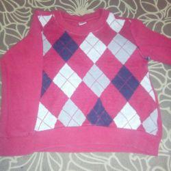 Sweatshirt, t-shirt, turtleneck, polo
