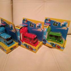 Launcher tayo buses