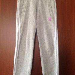 Sport pants for girls Adidas (original)