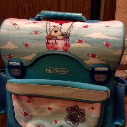 Νέο ορθοπεδικό χαρτοκιβώτιο-σχολική τσάντα