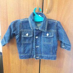 Denim jacket for girl
