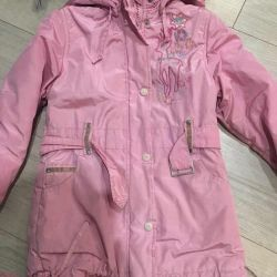 Jacket fall-spring