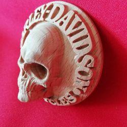 Kafatası - Dekor