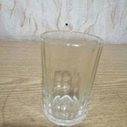 Склянки грановані, СРСР, 100 мл., Ціна 5 копійок.