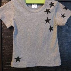 νέο μπλουζάκι 104εκ