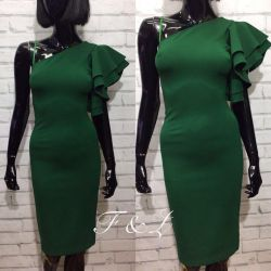 Dresses are new. Banding material
