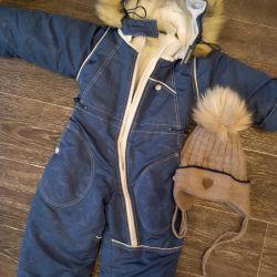 Χειμερινό και ημι-εποχή kombenz για το αγόρι της 9-24 Ι