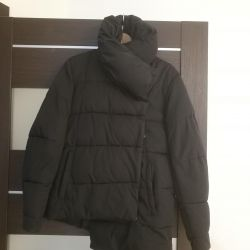 Spring-autumn jacket, warm winter