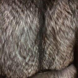 Silver Fox Vest