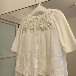 Нежная кофточка-платье