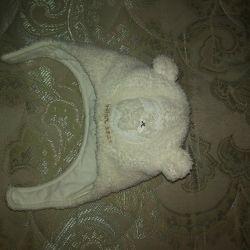 Çocuk şapka 0-3 ay