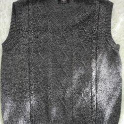 Man's sleeveless jacket
