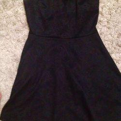 Платье чeрное