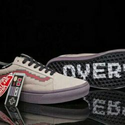 Sneakers Vans Game Over