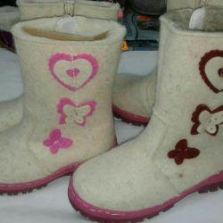Παιδικά μπότες-μπότες