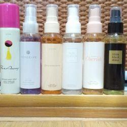 Perfume Sprays