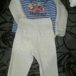 Suit from the children's world