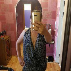 Dress leoperdovoe