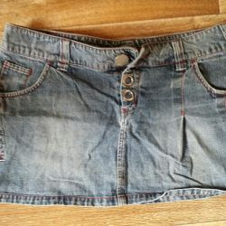 Jeans skirt 44 size