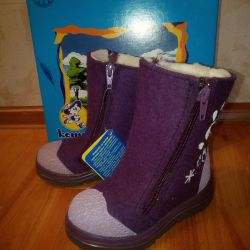 Boots Kotofey.NOVYE