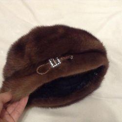 Mink καπέλο