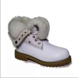 Женские зимние ботинки Timberland.
