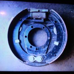 Передній опорний диск на Газ 53.