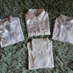 School blouses p.122