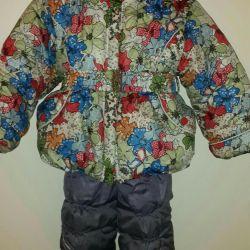 Kışlık takım elbise