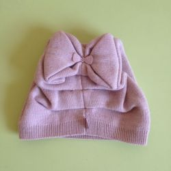 Women's wool cap