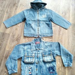 Jackets for 4-5 years