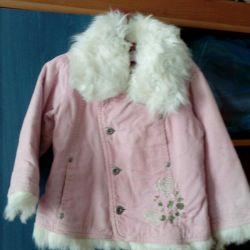 Sheepskin coat p.92
