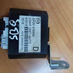 Блок управління світлом (вимикач) Мазда 6 GG