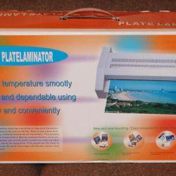 Новый пакетный ламинатор А4