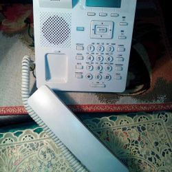 NEW, STATIONARY SIP-PHONE !!!