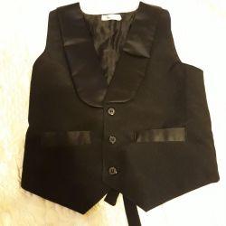 Waistcoat for 2-4years,