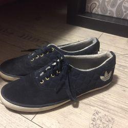 Adidas original gym shoes