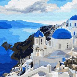 Εικόνα σύμφωνα με τους αριθμούς 40 * 50 Ελλάδα