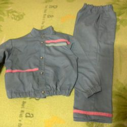 Suit for the boy