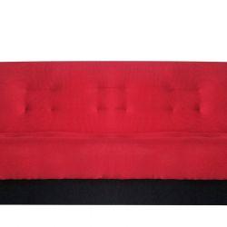 καναπέ βιβλίο london κόκκινο