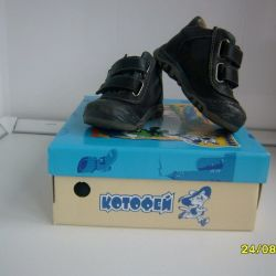 Voi vinde cizme demi-sezon 22 dimensiune Kotofey