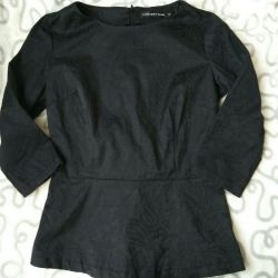 Jacket, blouse, top with basky