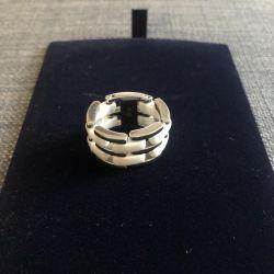 Κεραμικό δαχτυλίδι Chanel