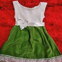 Φόρεμα και φόρεμα νέο για 2 χρόνια