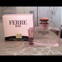 Ferre Rose от Gianfranco Ferre 50 мл новая