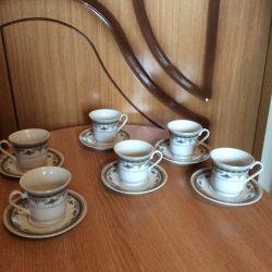 Kahve servisi 6 kişilik yeni