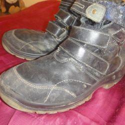 Ботинки осень-зима.