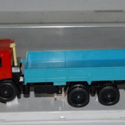 Model scale 1/43 Kamaz-5320 in a plastic box