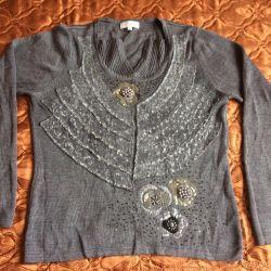 Female blouse p.46-48