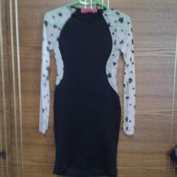 Elbise boohoo, boyut 40 42 yükseklik 160, yeni